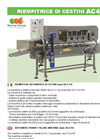 Model AC4-115 - Automatic Punnet Filling Machine Brochure