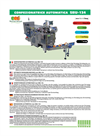 Model SBU-134 - Automatic Packaging Machine Brochure