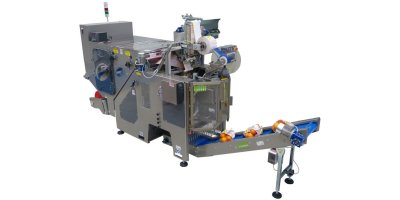 Model SBU-134 - Automatic Packaging Machine