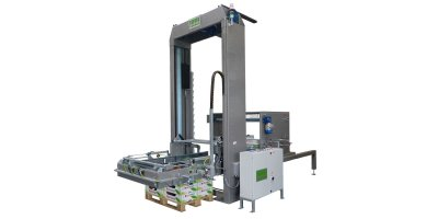 Model PAL-108D - Automatic Palletiser