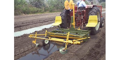 Pan Type Plastic Mulch Layer