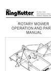 Lift Kutter l-60-40-P - Brochure