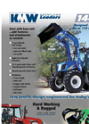KMW - Model 1440 - Front End Loader - Datasheet