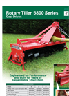 Rotary Tillers Brochure