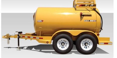 Model D.O.T. 990 - Diesel Fuel Trailer