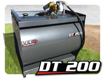 LeeAgra - Model DT 200 - Diesel Fuel Tank
