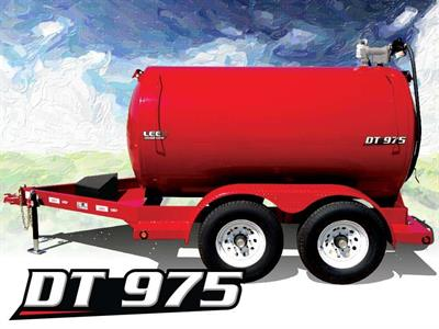 LeeAgra - Model DT 975 - Diesel Fuel Trailer