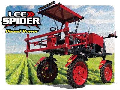 Spider - Model DP - High Clearance Tractors