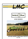 LMC - 6300 - On Land Switch Plows Brochure