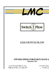 LMC - 8200 - Furrow Switch Plow Brochure