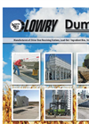 Lowry  Products - Brochure