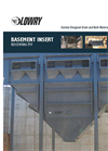 Lowry - Basement Insert Grain Receiving Station- Brochure