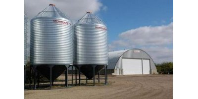 Meridian - Hopper Bottom Bins