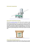 DCS Series Rice Packing Machine Introduction