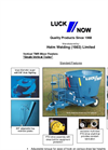 LuckNow - - Single Screw Vertical Mixers Brochure