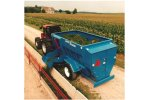 LuckNow  - Model P Series - Heavy Duty Four Auger Mixers