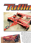 TUFLINE - TW5 SERIES - Tandem Disc Harrow Brochure