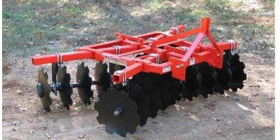Case IH Tandem - Model THE Series - Lift Disc Harrows