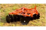 Tandem  - Model TH & TH/BF Series - Lift Disc Harrows