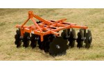 Tandem  - Model TGE Series  - Lift Disc Harrows