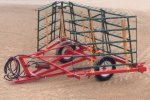 Pepin - Model HD - 3 & 4 Section Hydraulic Harrow