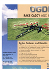 AGC Rake Caddy 8 To 12 Wheel- Brochure