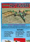 Hybrid Hay Runner - Brochure