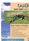 Km Rake Caddy - Brochure