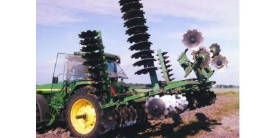 Series TLHD Tandem Lift Harrow