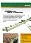 Model 1550 Series - Folding Toolbars Brochure