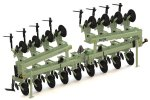 Model 8315 - Close Coupled Row Cultivator