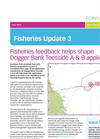 Fisheries Update 3, Winter/Spring 2014 Brochure