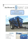 Peanut Transfer Unit Brochure