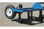 Model HRW - 1001 - Hydraulic Rod Weeders