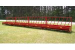 Fence Line Bunk Feeder