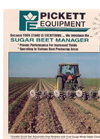 Sugar Beet Manager Brochure