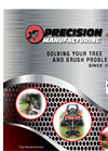 Precision Manufacturing Product- Brochure