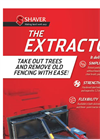 Heavy Duty Extractor Brochure