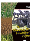 Precision Strip Till Row Unit (PST) Brochure