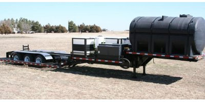 Model 4000  - Sprayer Trailer