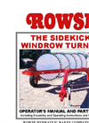 Ultimate Sidekick Windrow Turner Brochure