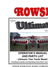Ultimate Tine Wheel Owners Manual
