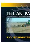 Till an Pak - Soil Mulches Brochure