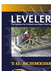 Tri-Plane - SLP Series - Open Field Levelers Brochure
