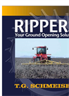 SFC Series - Finishing Chisel Ripper Brochure