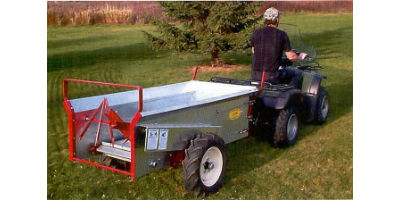 Model MS23B - Compact Manure Spreader