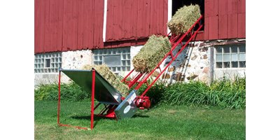 Hay Bale Elevator Systems