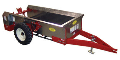 Model MS51 - Compact Manure Spreader