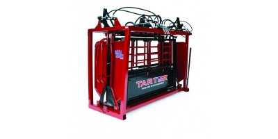 Tarter CattleMaster - Model 12 Series - Hydraulic Chute