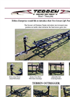 Scissor Lift Pontoon Trailer Brochure